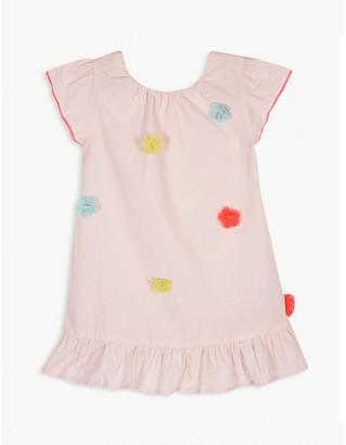 Billieblush Flower embellished cotton dress 3-36 months