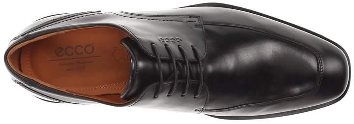 Ecco Cairo Apron Toe Tie Men's Lace Up Moc Toe Shoes