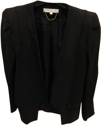 Vanessa Bruno Black Silk Jacket for Women