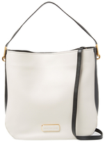 Marc by Marc Jacobs Ligero Bicolor Leather Hobo