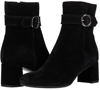 La Canadienne Jake (Black Suede) Women's Boots