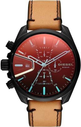 Diesel Chrono Brown Watch DZ4471 Ms9