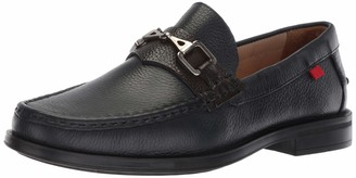 Marc Joseph New York Mens Leather Astoria Buckle Loafer