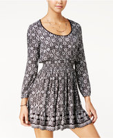 American Rag Printed A-Line Dress, Only at Macy's
