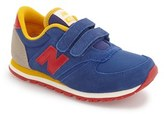 New Balance Toddler Boy's Colour Up Sneaker