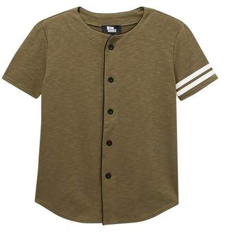5TH & RYDER Short Sleeve Baseball Tee (Little Boys & Big Boys)