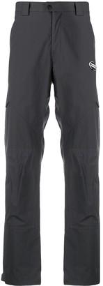 Marcelo Burlon County of Milan Straight-Leg Cargo Trousers