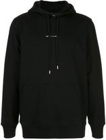 Alyx logo print hoodie