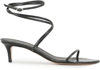 Isabel Marant Pointed Toe 60mm Strappy Sandals