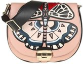Furla Club S Leather Pink