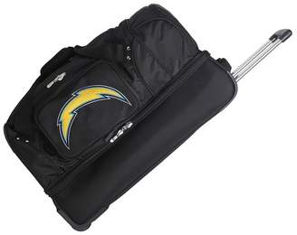 "NFL Mojo 27"" Rolling Drop Bottom Duffel Bag"