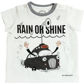 Burberry Taxi Printed Cotton Jersey T-Shirt