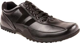 Deer Stags Men's Slip and Oil Resistant Oxfords- Donald