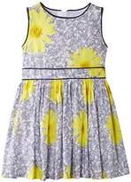 Pumpkin Patch Girls Floral Dress,(Manufacturer Size:2 Years)
