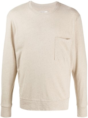 Universal Works Long-Sleeve Fitted Top