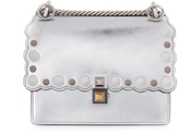 Fendi Mini Kan I Bag - Silver