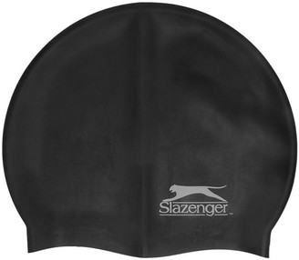 Slazenger Silicone Swimming Cap Adults