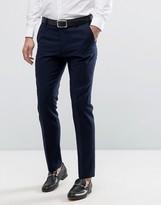 Selected Slim Smart Pant in Wool Mix