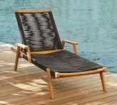 Pottery Barn Palmer Rope Single Chaise