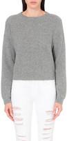 Frame Le Crop cashmere jumper