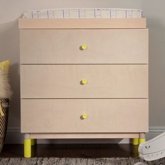 Babyletto Gelato Changing Table Dresser Color: Washed Natural