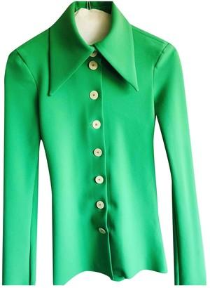 Awake Green Top for Women
