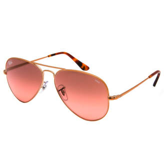 Ray-Ban Evolve Aviator Bronze-Copper & Red Photocromic Sunglasses