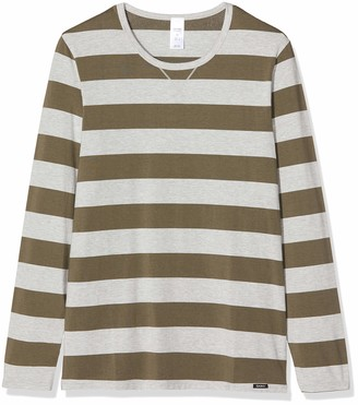 Skiny Men's Sloungewear Shirt Langarm Undershirt