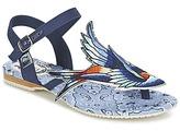Miss L Fire Miss L'Fire BLUEBIRD Blue