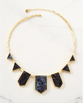 Express house of harlow classic station necklace