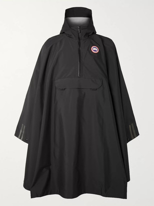 Canada Goose Field Oversized Tri-Durance Hooded Poncho
