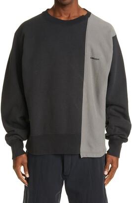Ambush Paneled Sweatshirt