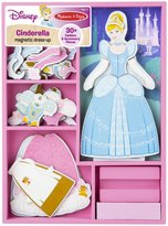 Melissa & Doug Cinderella Wooden Magnetic Dress-Up