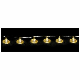 Amscan Mesh LED 69 ft. 10-Light Novelty String Light