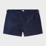 Paul Smith Men's Tailored Navy Swim Shorts