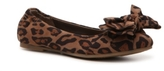 Steve Madden Sweety Girls Youth Leopard Flat