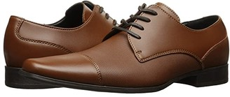 Calvin Klein Bram (British Tan) Men's Slip-on Dress Shoes
