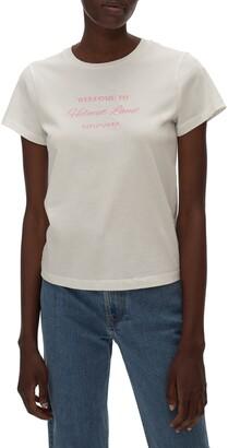 Helmut Lang Slim Fit T-Shirt