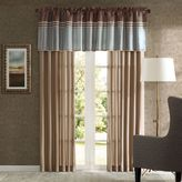 Bed Bath & Beyond Bedford Window Curtain Panel Pair