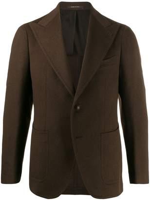 Tagliatore slim-fit blazer