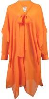 Thumbnail for your product : Maison Rabih Kayrouz Asymmetric Dress