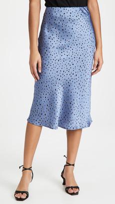 re:named apparel Talia Midi Skirt