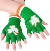 RINCO Irish Fingerless Gloves
