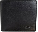 Coach Compact ID Sport Calf Bifold Wallet in 74991