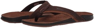 Reef J-Bay Perf (Java/Caramel) Men's Shoes