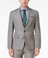 Ryan Seacrest Distinction Men's Slim-Fit Medium Gray Jacket, Only at Macy's