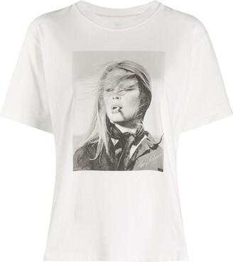 Anine Bing photograph print T-shirt