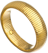 A.V. Max Cobra Gold Stretch Bangle Bracelet