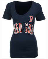 5th & Ocean Women's Boston Red Sox Outfield T-Shirt
