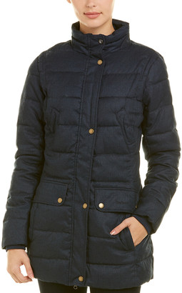 Barbour Goldfinch Quilted Coat